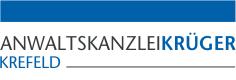 Anwaltskanzlei Krüger Logo